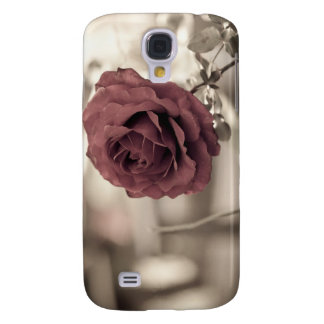 red Rose garden flower summer Samsung S4 Case