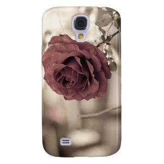 red Rose garden flower summer Samsung S4 Case