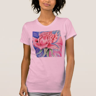 Red rose / Heart of love T-Shirt