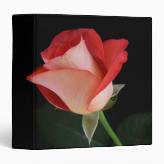 Red rose home & garden binder file