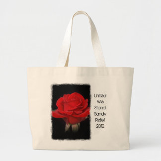 Red Rose Hurricane Sandy Relief Bag