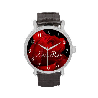 Red Rose II Watches