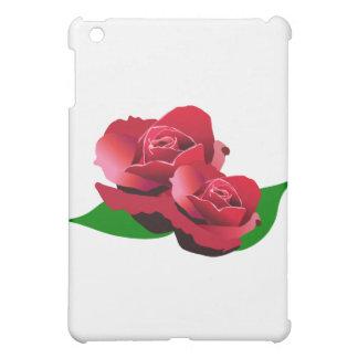 Red Rose iPad Mini Cases