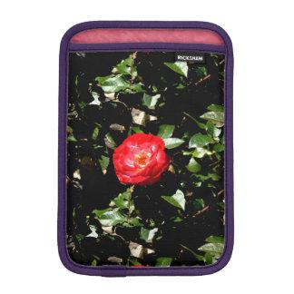 Red Rose iPad Mini Sleeves