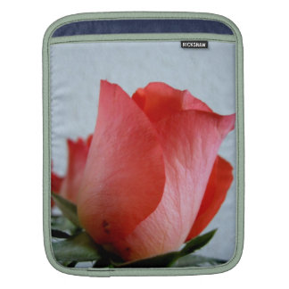Red rose iPad sleeve