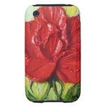Red Rose iPhone 3 Case