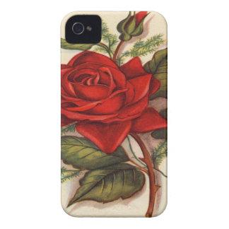Red Rose iPhone 4 Case-Mate Case