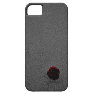 Red Rose IPHONE 5/5S Gothic Design Case