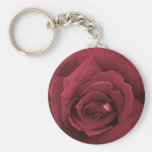 red rose key chains