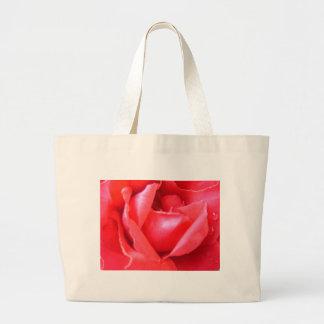 red rose large tote bag