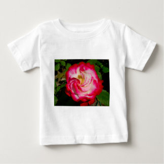 RED ROSE LOVE FLOWER BABY T-Shirt