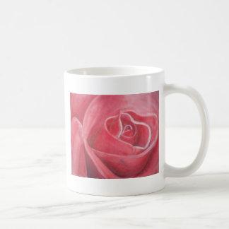 Red Rose Macro 2 Coffee Mug