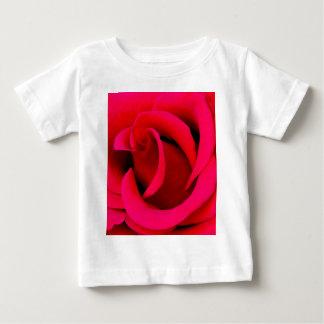 Red Rose macro Baby T-Shirt