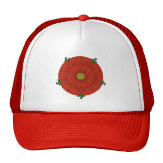 Red Rose of Lancaster Hat