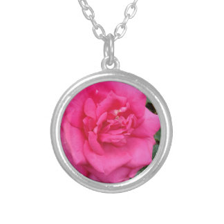 Red Rose of Love Personalized Necklace