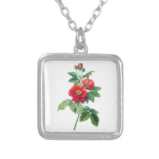 Red Rose of Province Necklaces