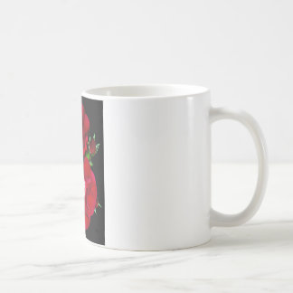 Red rose on black.jpg coffee mug