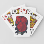 "Red Rose Playing Cards<br><div class=""desc"">Red Rose Playing Cards</div>"
