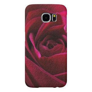 Red Rose Samsung Galaxy S6 Case
