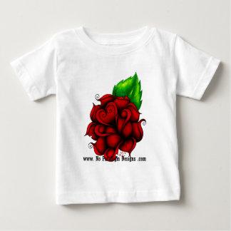 Red Rose Series Baby T-Shirt