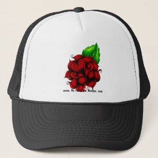 Red Rose Series Trucker Hat