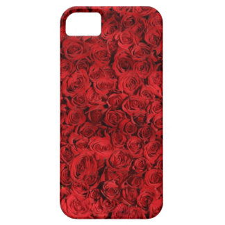 Red Rose Smash iPhone SE/5/5s Case
