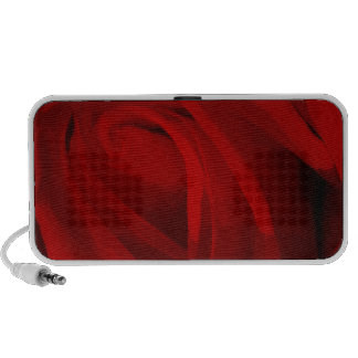 Red Rose Portable Speakers