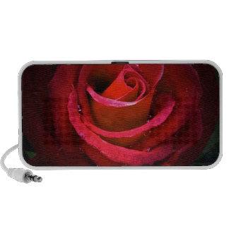 Red Rose Mp3 Speakers