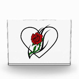 Red Rose Tattoo Award