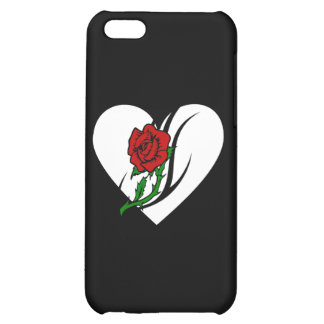 Red Rose Tattoo iPhone 5C Case