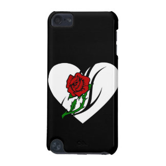 Red Rose Tattoo iPod Touch (5th Generation) Case