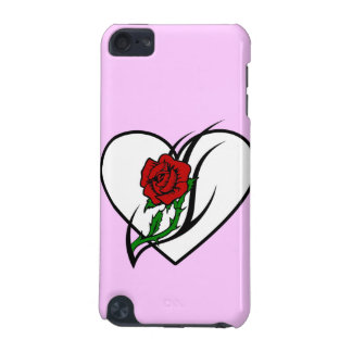 Red Rose Tattoo iPod Touch (5th Generation) Cover