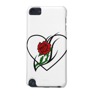 Red Rose Tattoo iPod Touch (5th Generation) Covers