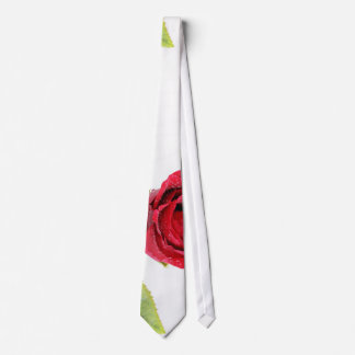 Red Rose Tie