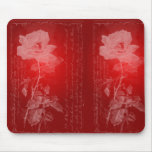 Red Rose Valentine Mouse Pad