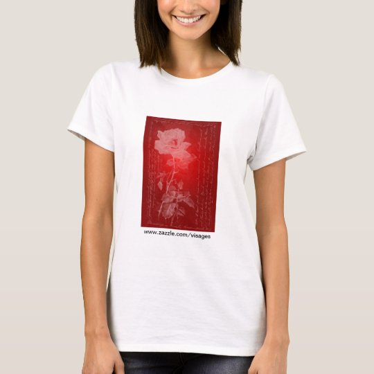 Red Rose Valentine T-Shirt