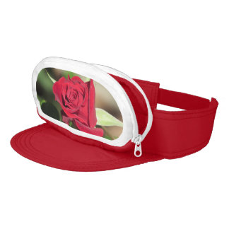 Red Rose Visor