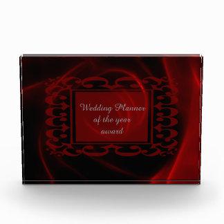 Red Rose wedding event planner Award