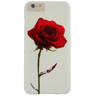 Red Rose With Blood-Stained Thorns Light Barely There iPhone 6 Plus Case