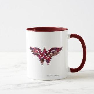 Red Rose WW Mug