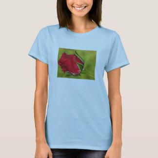 Red Rosebud T-Shirt