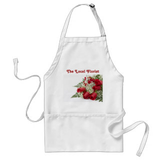 Red Roses Apron