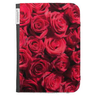 Red roses kindle 3 cases