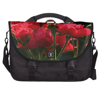 Red Roses Commuter Bag