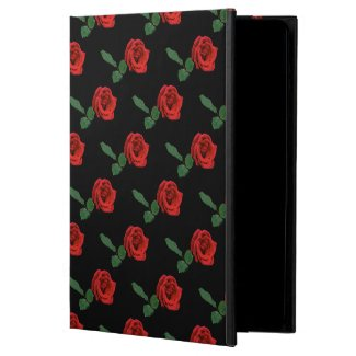 Red Roses Cover For iPad Air