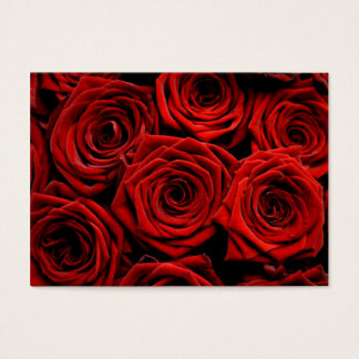 Red Roses Direction Cards