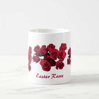 Red Roses Easter
