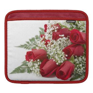 Red Roses iPad Sleeve