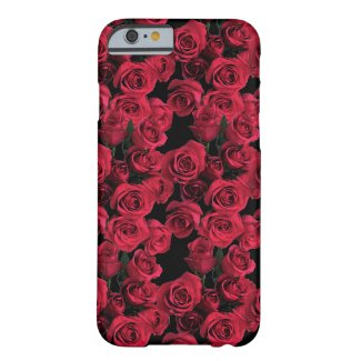 Red Roses iPhone 6 Case