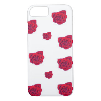 Red Roses iPhone 7 Case